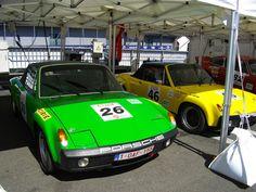 Porsche 914 GT HR