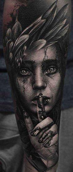 God Tattoos, Skull Tattoos, Greek God Tattoo, Tattoo Ideas, Tattoo Designs, Amazing Tattoos, Greek Gods, Chicano, Skulls