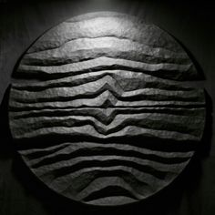 Material - Oak. Dimension- 1350x1350x40. #woodsculpture #black #blackart #russianart #infinity Wood Sculpture, Infinity, Crafts, Black, Infinite, Manualidades, Black People, Tree Sculpture, Handmade Crafts