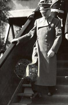 WWI & WWII Military Historian. — putschgirl:   1938.