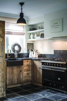 Inspiring modern kitchen entrance design just on dovahome.com