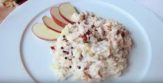 Risotto con Gorgonzola e Mele - I Love Italian Food