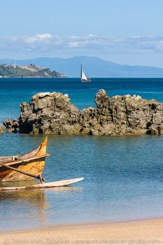 Seascape near Nosy Be island, Madagascar, Africa. Travel to Madagascar with ISLAND CONTINENT TOURS DMC. A member of GONDWANA DMC, your network of boutique Destination Management Companies for travel across the globe - www.gondwana-dmcs.net