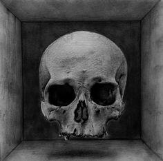 "Isaac ""SONEY"" Pelayo on Instagram: ""'Claustrophobia' 8x8in pencil on paper #art #arts #artist #artfido #arts_help #arts_gallery #art_spotlight #sketch_daily #worldofartists #worldofpencils #draw #drawing #pencil #graphite #realism #3d #skull #skulls #picoftheday #tagsforlikes #love #isaacpelayo #dope #instapic #instagood """