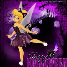 Happy Halloween Tinkerbell