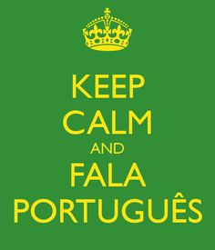 Learn to speak Portugues