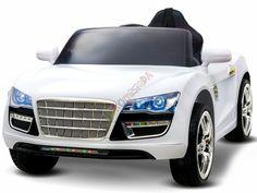 elektrické autíčko štýl Audi S8 Spider biele   Bábätkovo.eu Spider, Vehicles, Sports, Self, Hs Sports, Spiders, Car, Sport, Vehicle