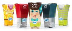 Puffs Car Cup Tissue Box!