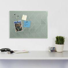 design magneetbord umbra - groen