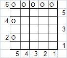 Схема узора №79