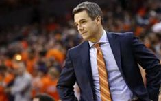 Tony Bennett of Virginia named AP men's college basketball coach of the year
