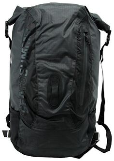 Sea to Summit Rapid 26L DayPack (Black). Waterproof, abrasion resistant, TPU laminated 420D nylon fabric. Durable 7075 Aircraft alloy buckles. Top loading roll top main chamber with side straps. Fully seam sealed construction. Removable waist strap & Ltop handle for comfortable lifting.