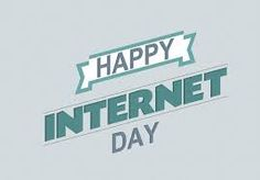 Because we are passionate about #internet  and #digitalmedia we wish you a happy #InternetDay