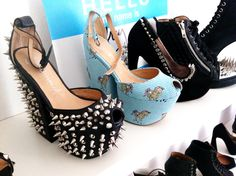 Jeffrey Campbell SPIKES & UNICORNS :) in HIGH LIFE http://highlife.com.pl/