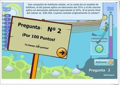 El Buzo Matemático (Juego de interpretación de tablas y gráficos estadísticos) Map, Ideas, Interactive Activities, Projects, Math Games, Maps, Thoughts, Peta