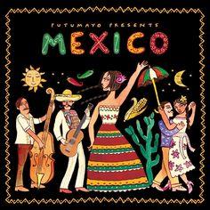 Various - Putumayo Presents: Mexico