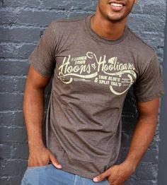 Hoons & Hooligans T-Shirt by Black & Denim on Scoutmob Shoppe
