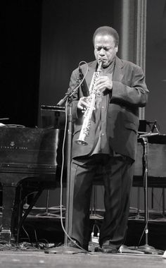 Wayne Shorter by Bridget Arnwine