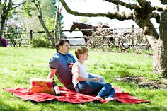 Mambe Large Outdoor Blanket