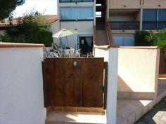 DIY Pallet #Entry #Gate | 99 Pallets