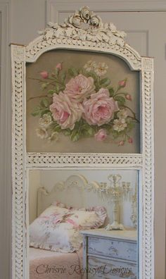 3rd Floor / In The Living Area Of The Bedroom / Chateau De Fleurs