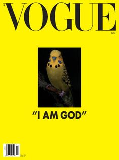 """"""" Lucinda Chambers interview on life after Vogue, by Anja Aronowsky Cronberg (Image: Scott King, """"How I'd Sink American Vogue,"""" Courtesy Herald St, London) Lucinda Chambers, Vogue Editorial, Editorial Design, Feeling Insecure, Anna Wintour, Mellow Yellow, That Way, Industrial Style, Art Direction"""