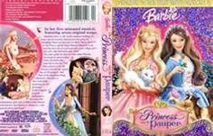 Barbie movie cover for American girl doll