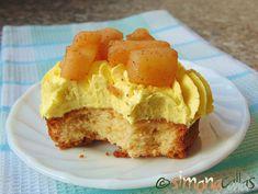 Tarte cu mere si vanilie - o reteta deosebita - simonacallas Apple Pie, Cornbread, French Toast, Deserts, Sweets, Breakfast, Ethnic Recipes, Food, Life