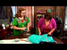 How To: Create a Duct Tape Dress Form for Crochet Projects with Marly Bird. Click: http://www.craftsy.com/ext/Pinterest_33_12
