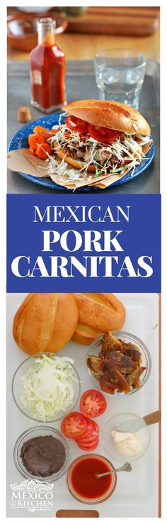 This type of torta was sold at a street food stand in my hometown of Tampico, Tamaulipas, many years ago. #recipe #mexico #pork #homecook