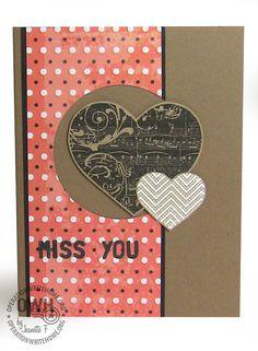 Simon Says Stamp hearts