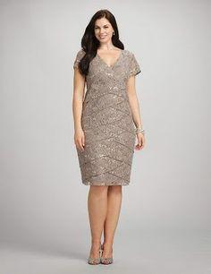 1 Jenny Packham Designer gold sequin embellished dress- at Debenhams Mobile Women's Dresses, Review Dresses, Plus Size Dresses, Pretty Dresses, Plus Size Outfits, Dresses Online, Beautiful Dresses, Formal Dresses, Bride Dresses
