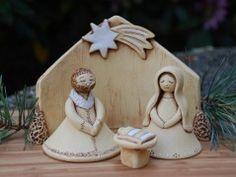 Simira - Obchod prodejce - malina Ceramic Christmas Decorations, Holiday Decor, Christmas Clay, Christmas Ornaments, Holy Night, Cool Kids, Kids Fun, Clay Crafts, Art Tutorials