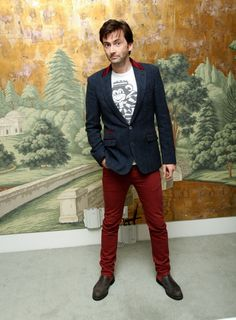 Steal His Style: How To Get David Tennant's Jessica Jones Press Conference Look | DAVID TENNANT NEWS FROM WWW.DAVID-TENNANT.COM