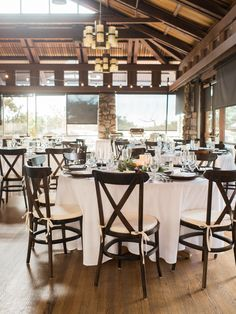 Asilomar Wedding, Seascape Dining Room