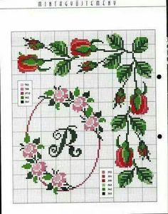 "Flor [ ""ru / Photo # 79 - the archive of drawings 2 - logopedd"", ""Tita Carre Agulha e Tricot"" ] #<br/> # #Crossstitch,<br/> # #Cross #Stitching,<br/> # #Blog #Page,<br/> # #Virtue,<br/> # #Victoria,<br/> # #Handmade,<br/> # #Needlework,<br/> # #Stitches,<br/> # #Circles<br/>"