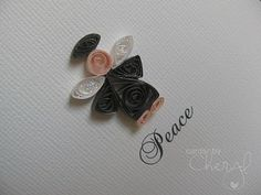 ~ a paper {life}: Silver glittered Angel....and a blog mention for me