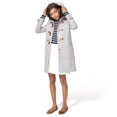Love this fall jacket from J. CREW