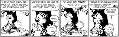 Calvin and Hobbes by Bill Watterson for Jun 23, 2017 | Read Comic Strips at GoComics.com