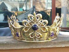 Calonrir Crown made by Ridgely Schlemm