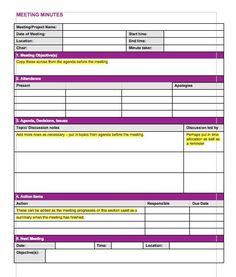 Business Itinerary Template With Meetings Goal Planner Kit  Printable Planner Kits  Pinterest  Goals .