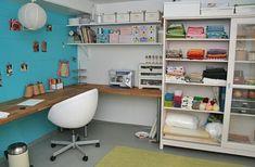 Idea para organizar objetos del taller
