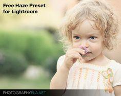 Haze Lightroom Preset