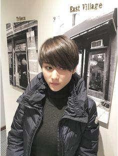 Short Hair Cuts, Short Hair Styles, Face Hair, About Hair, Girl Hairstyles, Pixie, Hair Color, Hair Beauty, My Style