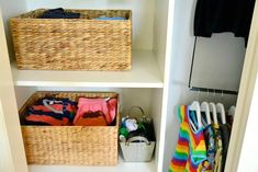 Protecting their sense of order - having a tidy, clutter free and organised home.