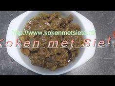 Geitenvlees in kerrie - YouTube