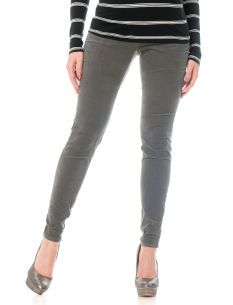 Secret Fit Belly� Corduroy 5 Pocket Skinny Leg Maternity Pants