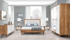 Set Mobila Dormitor Florence #homedecor #interiordesign #inspiration #furniture Bedroom Closet Design, Bedroom Decor, Interior Design, Inspiration, Furniture, Home Decor, Living, Warsaw, Nest Design