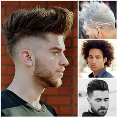 Unique Haircut Ideas for Men 2017