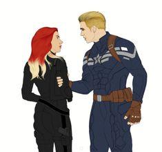 Maybe this makes more sense now. Marvel Heroes, Marvel Avengers, Marvel Comics, Jenna And Julien, Strongest Avenger, Marvel Couples, Black Widow Scarlett, Romanogers, Super Soldier